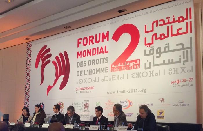 المنتدى العالمي لحقوق الإنسان في مراكش .. تحليل ادريس قصوري