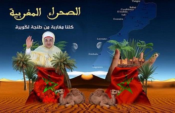 الصحراء المغربية حس وطني قانوني بنفس وطنية وتعبئة ويقظة من جميع المغاربة