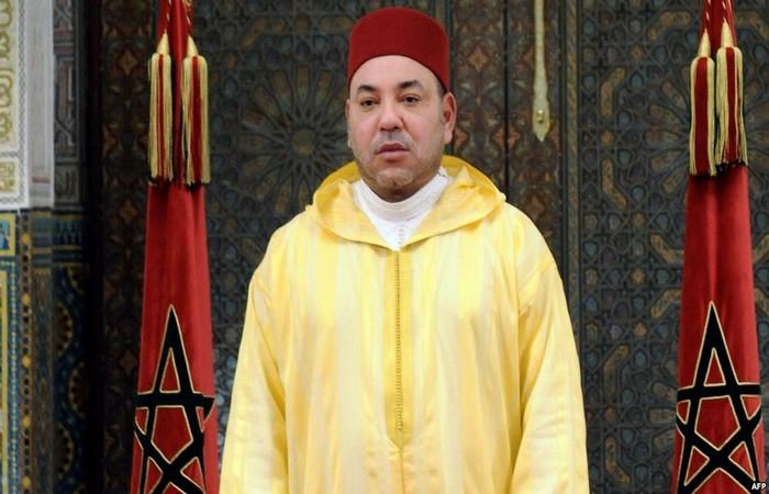 برقيـــة تهنئـــــة  إلى حضــــرة الملك محمد السادس  CESAM-Europe