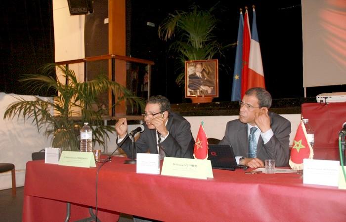 الأستاذ عبد الرحمان مكاوي في تحليل تحرير مدخل الكركرات