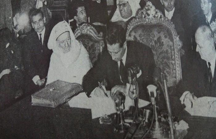 ذكرى عيد الاستقلال ذكرى ملك وشعب