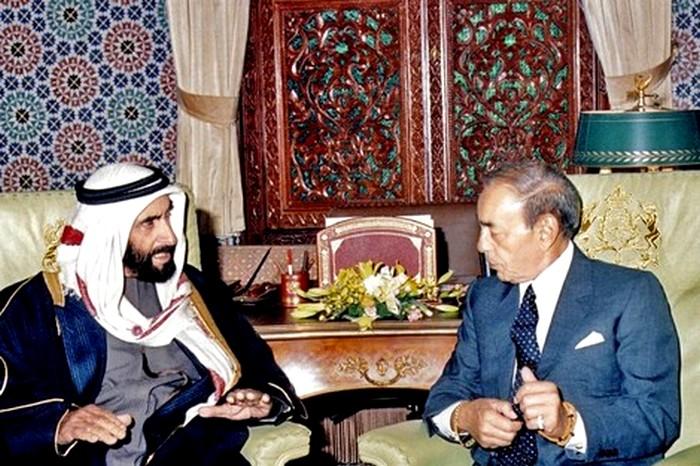 ذكرى 49 لقيام اتحاد الإمارات العربية: المغرب والإمارات روابط تاريخية أسسها الحسن الثاني والشيخ زايد