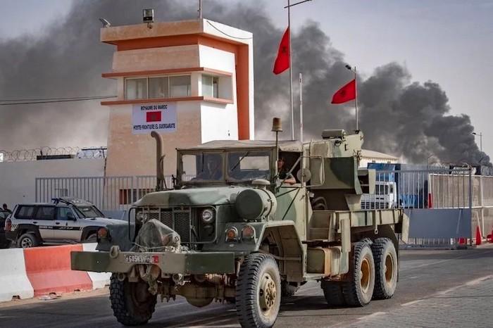 """هل يتجه الجيش المغربي إلى إنشاء """"منطقة دفاع حساسة"""" في الصحراء؟"""