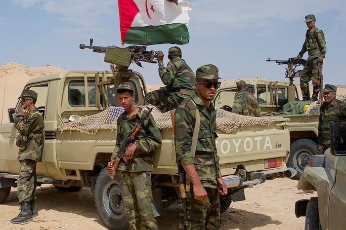 سلاح إيران وتحريك ميليشيات يهددان البوليساريو بالتواجد في قائمة الإرهاب
