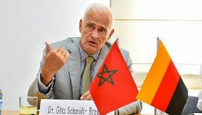 سفير ألمانيا بالمغرب : مقترح الحكم الذاتي هو الحل الأكثر واقعية ومرتزقة الجزائر في وضعية صعبة