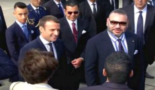 بعد افتتاح ماكرون مقرا لحزبه في الداخلة.. فهل دخلت فرنسا على خط دعم مغربية الصحراء؟
